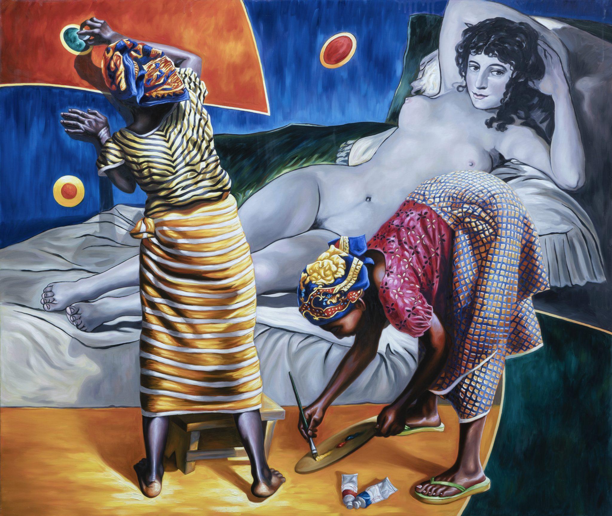 Ali Hassoun - Lo specchio di Venere