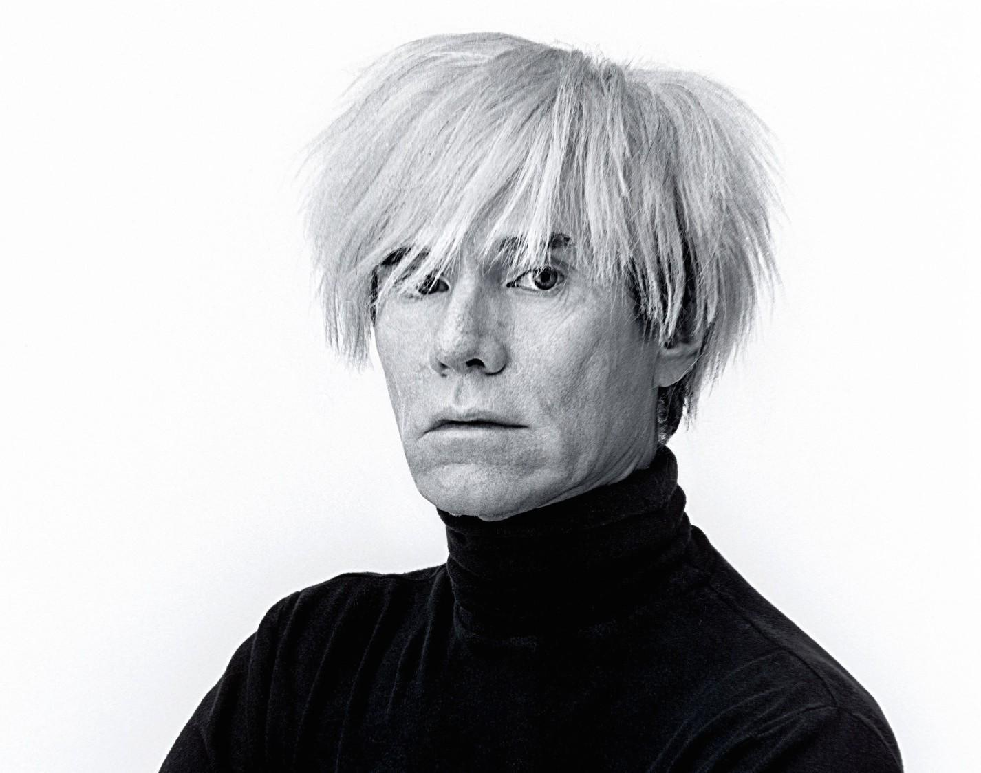 Andy Warhol, stare in superficie