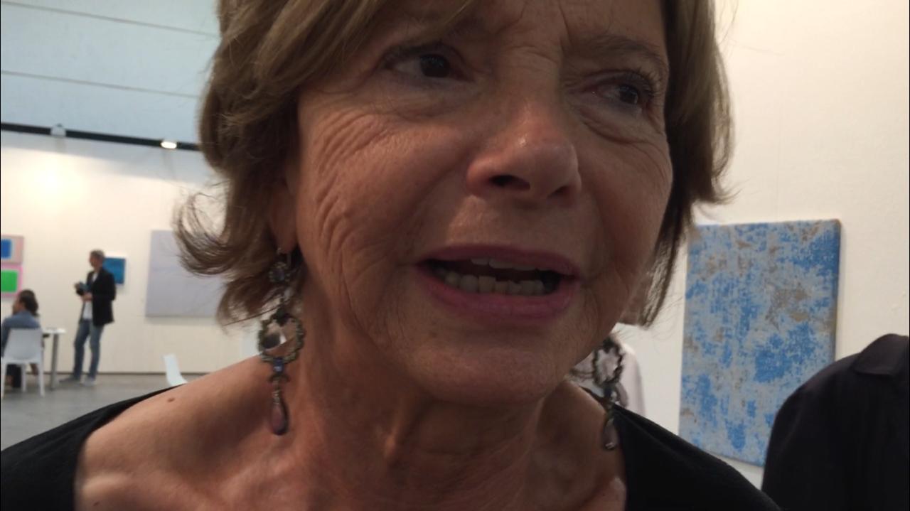 Adriana Polveroni, direttrice di ArtVerona