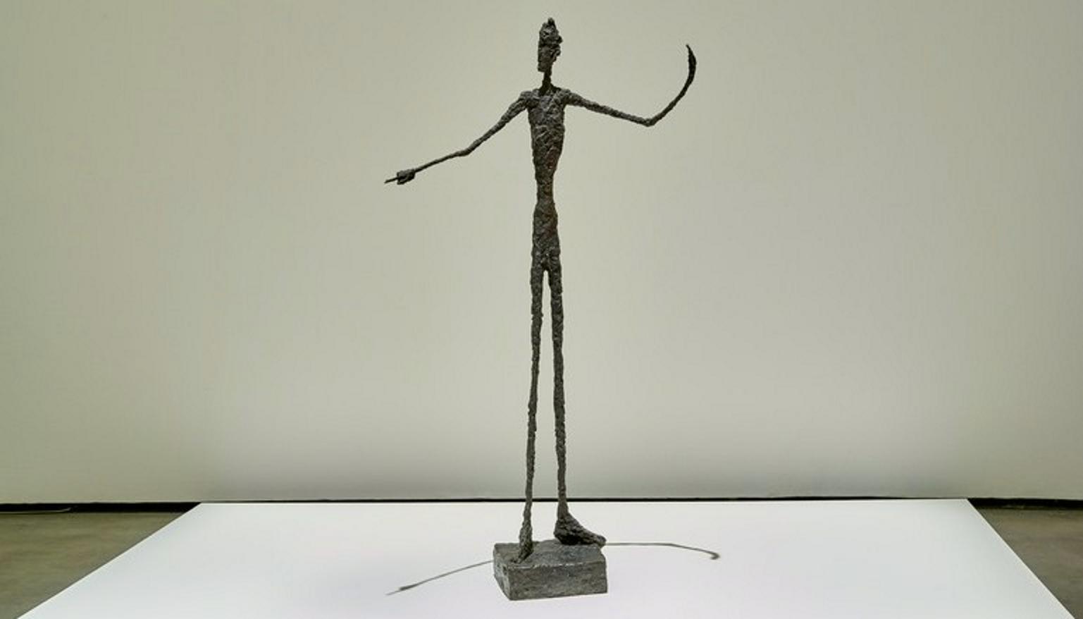 Alberto Giacometti. A Retrospective, Guggenheim Museum, Bilbao