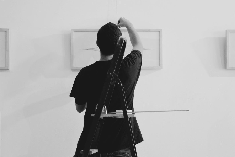 Sui fili in tensione, tra connessioni e ricerca dell'equilibrio. Intervista ad Alessandro Armento