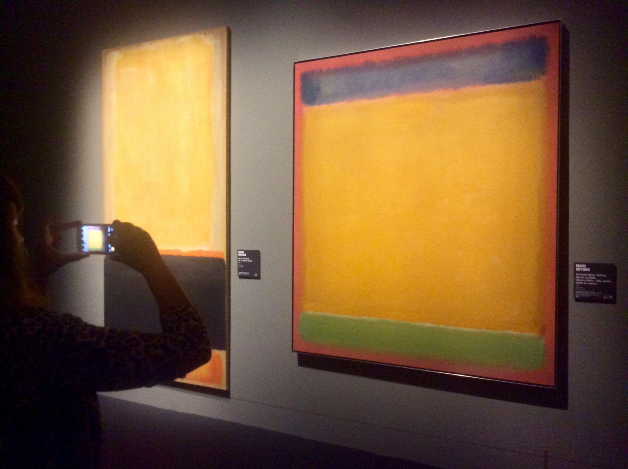 Pollock e la Scuola di New York - Foto ArtsLife