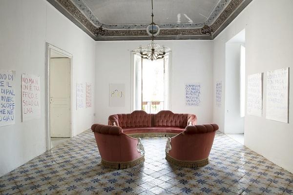 Casino Palermo. L'Atelier residenziale di Viasaterna, dalla Kalsa a Cadorna (Milano)