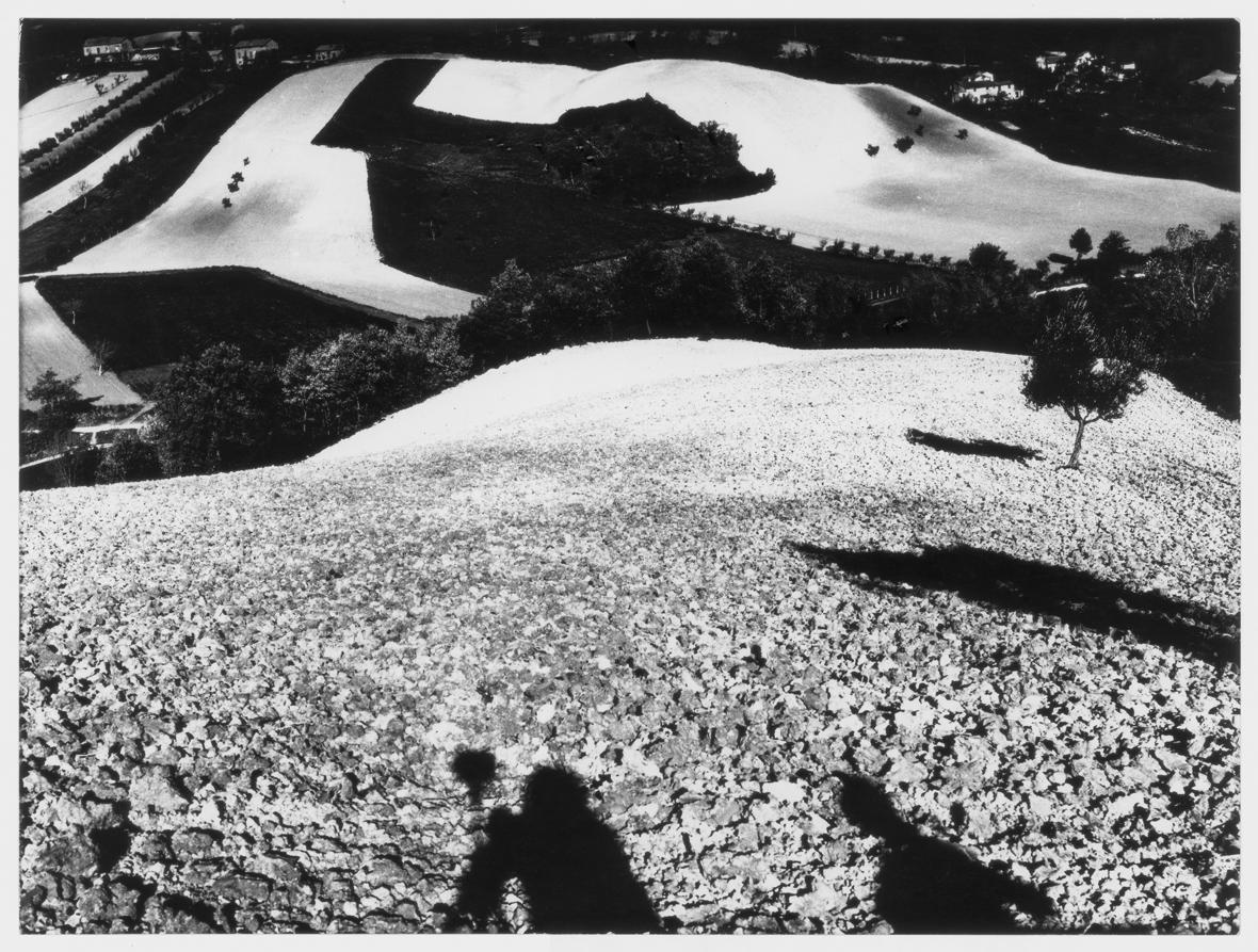 Mario Giacomelli, da Presa di coscienza sulla natura, 1977-2000 - Campagna marchigiana