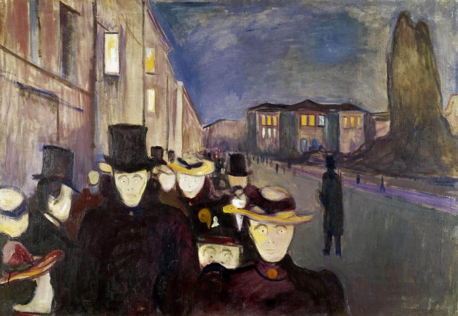 L'eternità per Munch