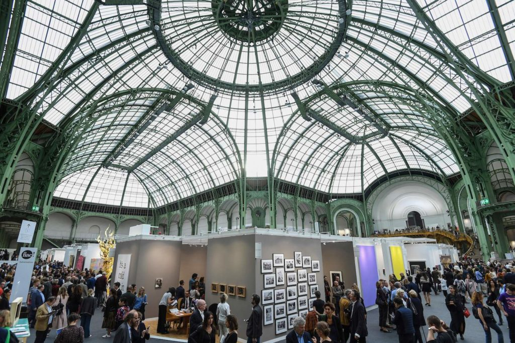 FIAC 2018, Foire Internationale d'Art Contemporain, Parigi
