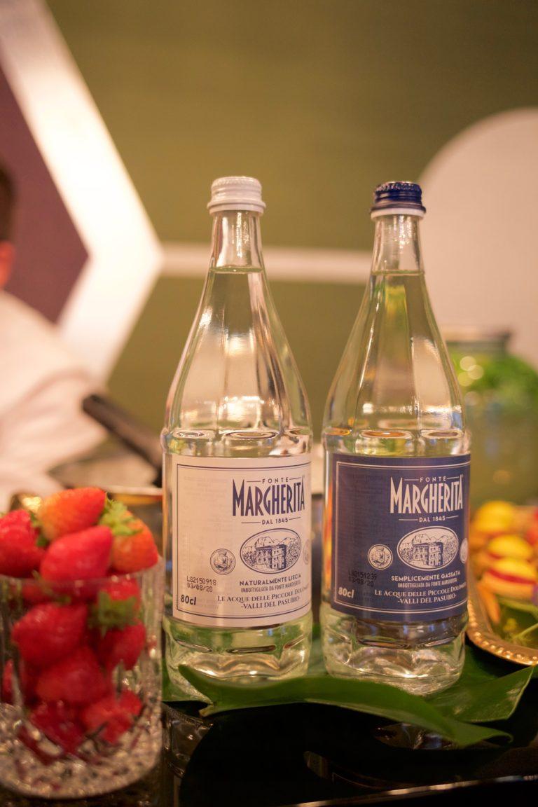 Il rilancio di Fonte Margherita passando per l'alta ristorazione