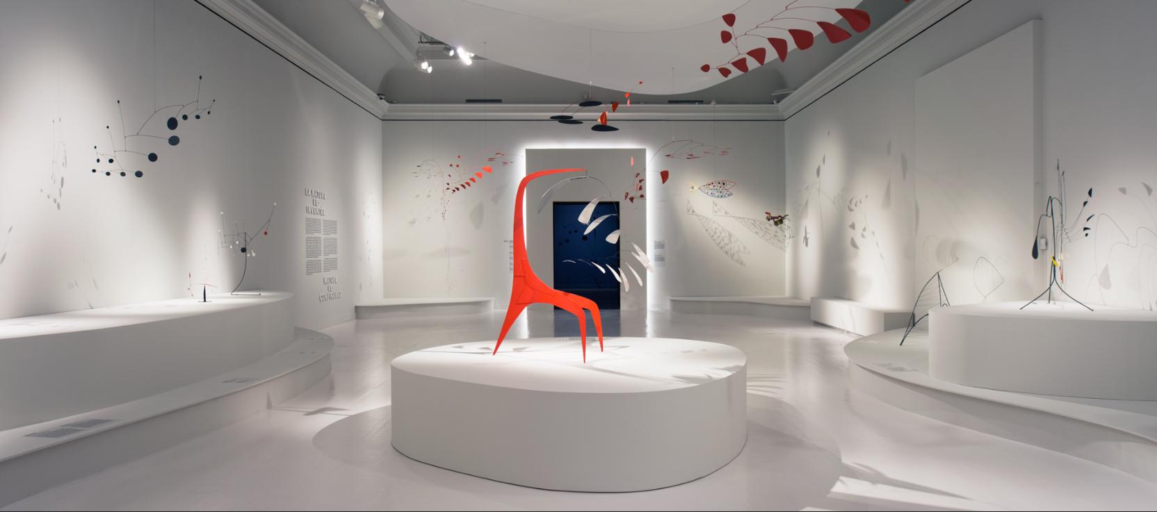 Mostra di Alexander Calder al Mbam di Montreal