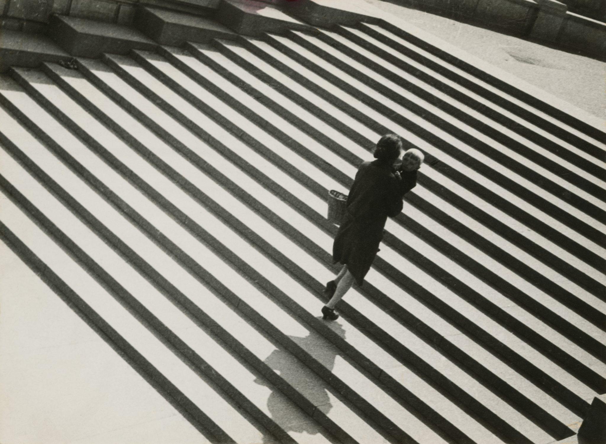 Alexander Rodchenko; Stairs