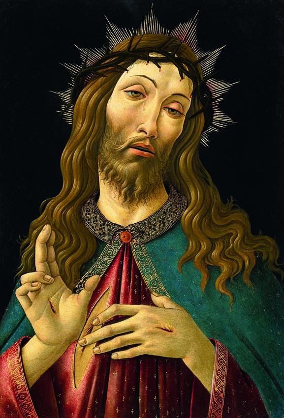 Sandro Botticelli, Vir Dolorum