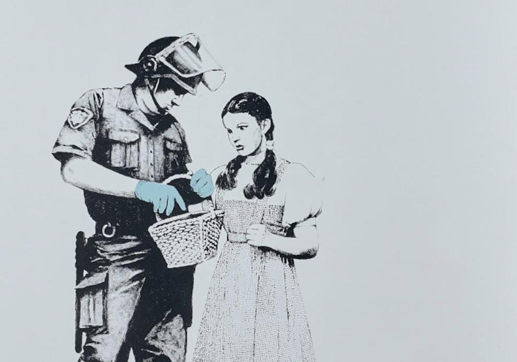 Da Banksy a KAWS. Una collezione di Urban Art in asta da Artcurial a Parigi