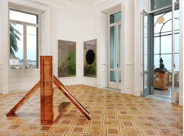 Aggregato; Walead Beshty; Thomas Dane Gallery