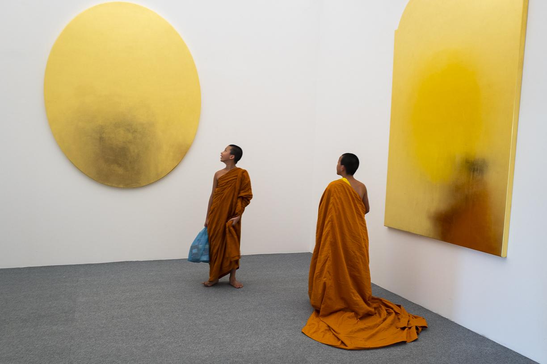 Metafisica aurea. Intervista esclusiva a Paolo Canevari in occasione di Bangkok Art Biennale