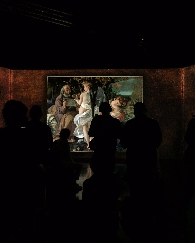 Oltre la tela. Caravaggio immersivo alla Permanente di Milano