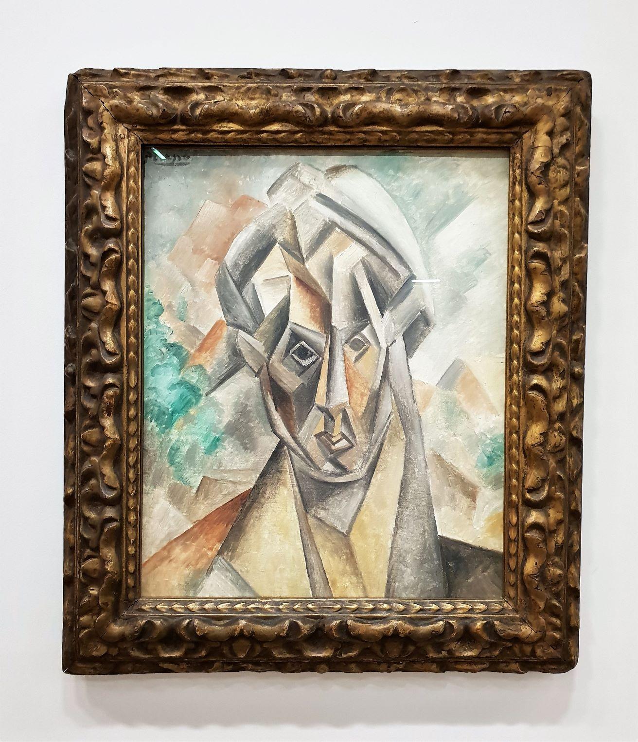 La quadratura del Cubismo, a Parigi. 300 opere al Pompidou. IMMAGINI