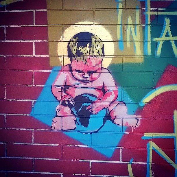 Palermo, la Street Art di Ballarò e Rambla Papireto ti fanno bella