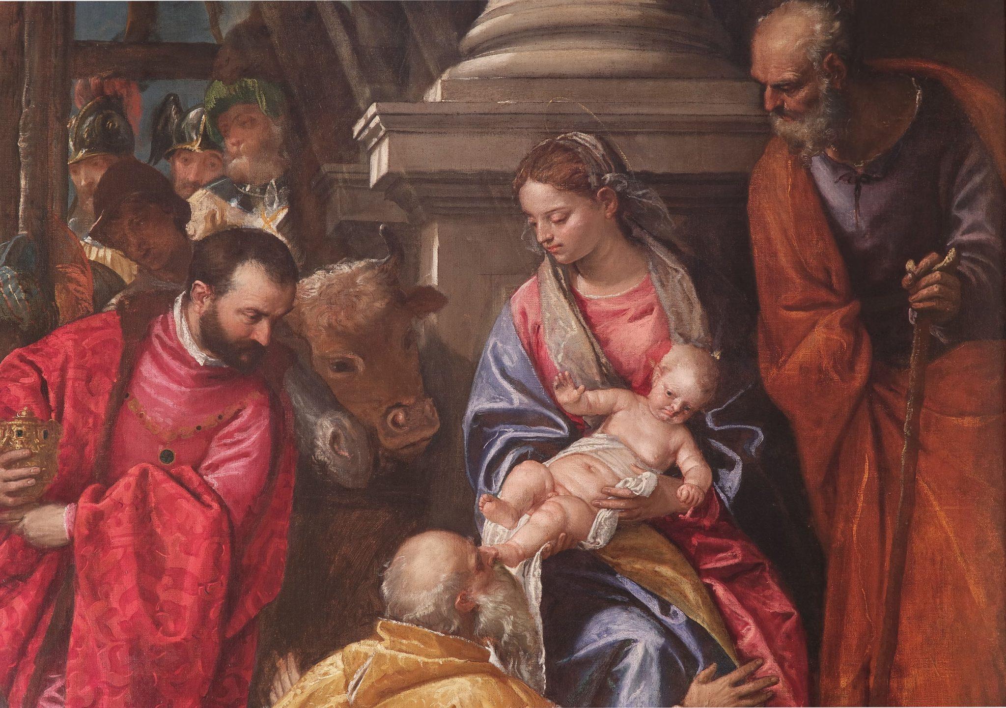 Un capolavoro per Milano. L'Adorazione di Paolo Veronese al Diocesano, monumentale e delicata