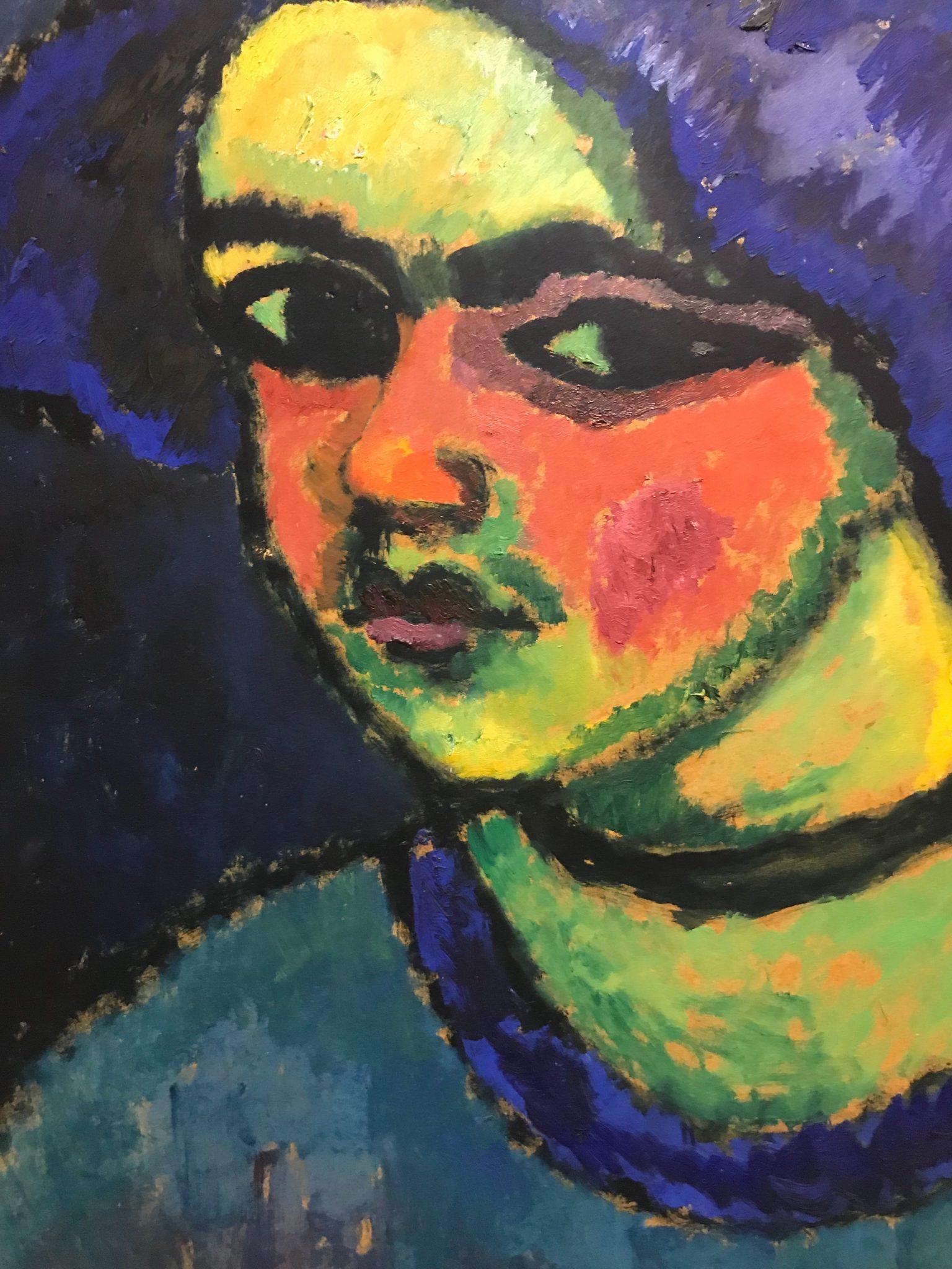 Dipingere ciò che si vive. Vivere ciò che si dipinge. Da Kirchner a Otto Dix, la Germania d'inizio 900 a Parma