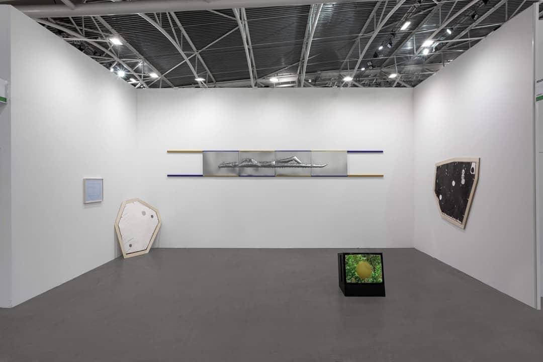 Galeria Madragoa (Lisbona), Rodrigo Hernández, Plasma (Dinosaur), 2017