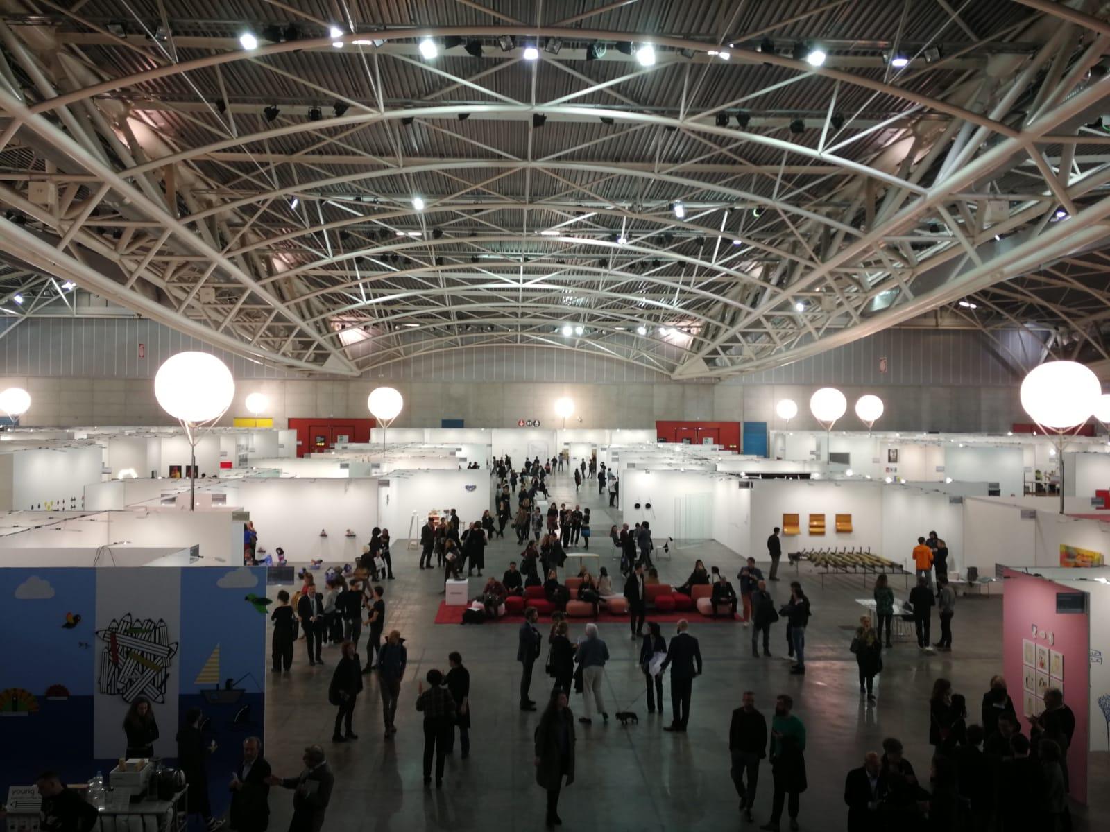 Artissima 2018, Torino