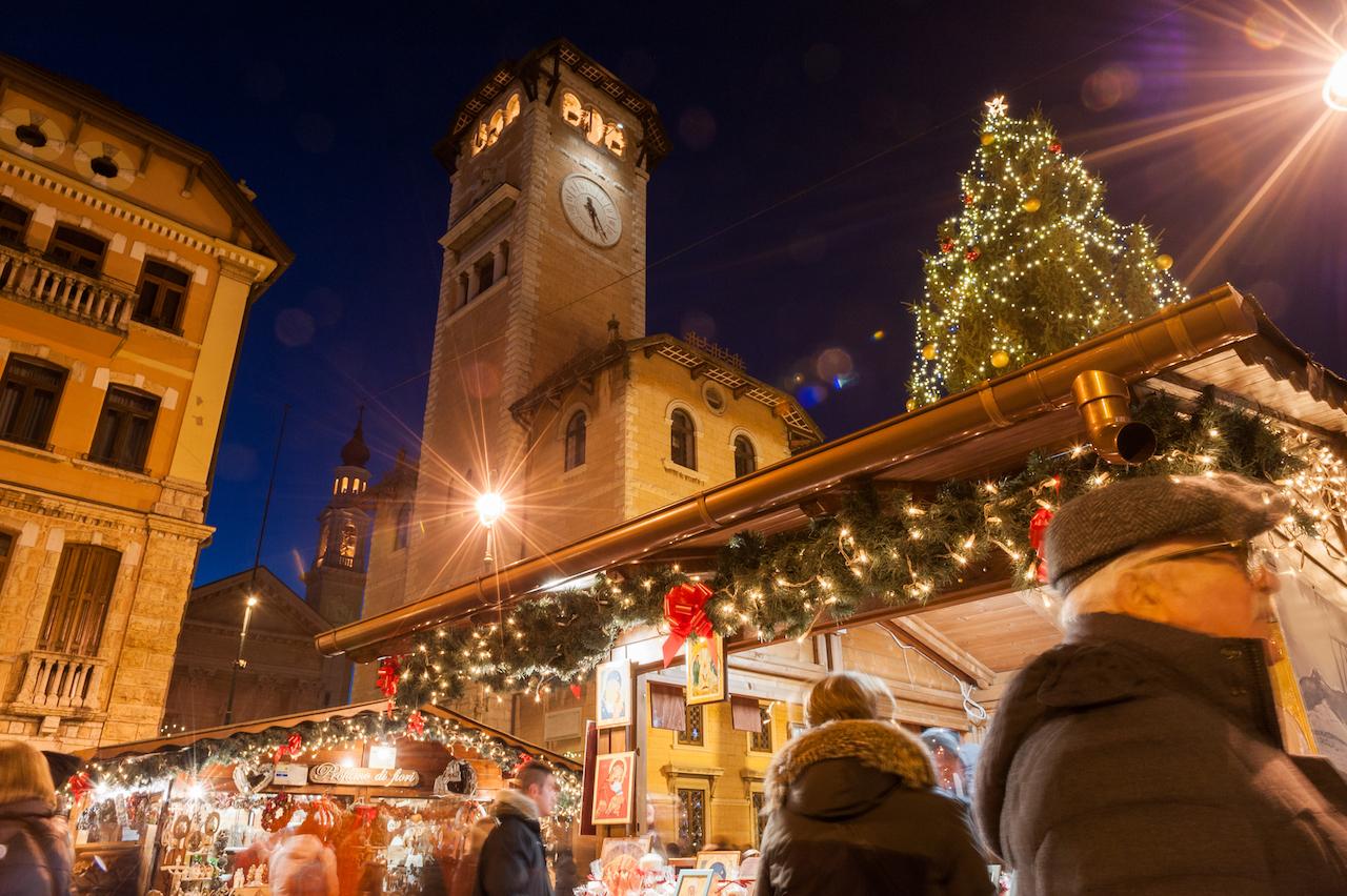 Natale ad Asiago, tra mercatini, attività fisica e tanto buon formaggio