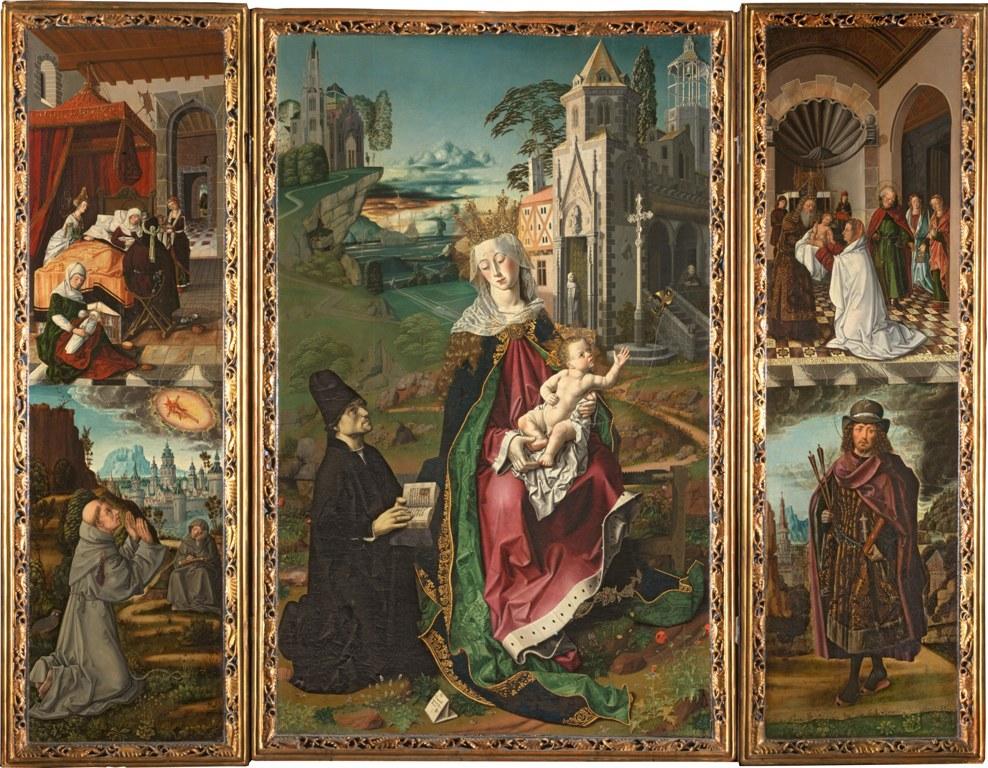"""Il Prado celebra l'inquieto genio di Bartolomé Bermejo. L'andaluso """"fiammingo"""" che rinnovò la pittura spagnola nel '400"""