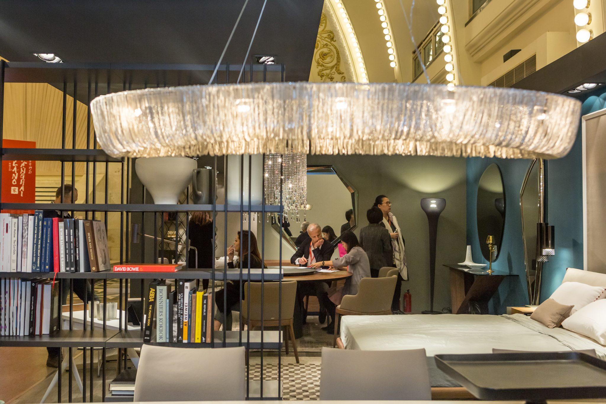 Il Salone del Mobile Milano Shangai