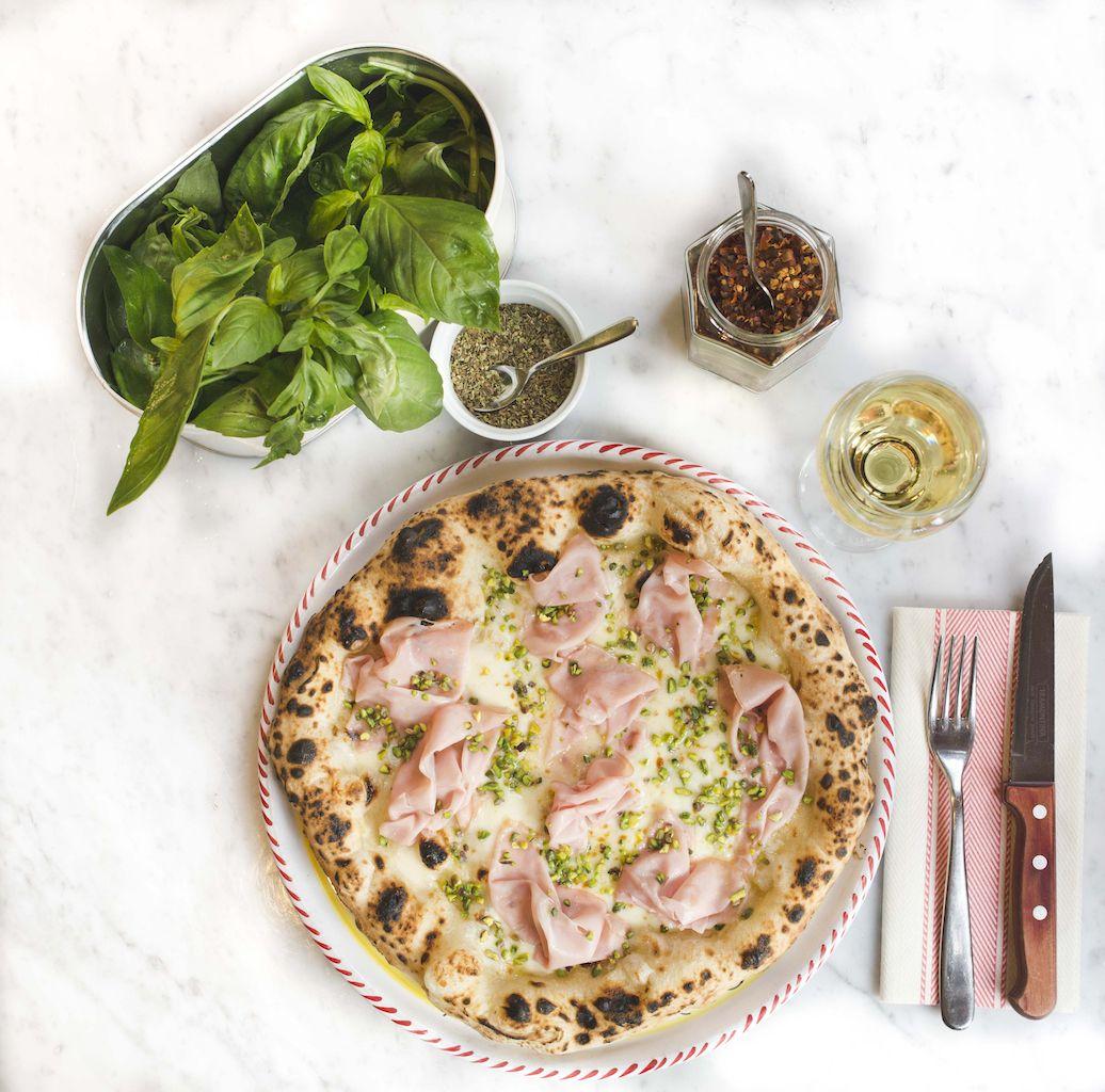I ristorati Pizzium. Una pizza diversa per ogni regione italiana