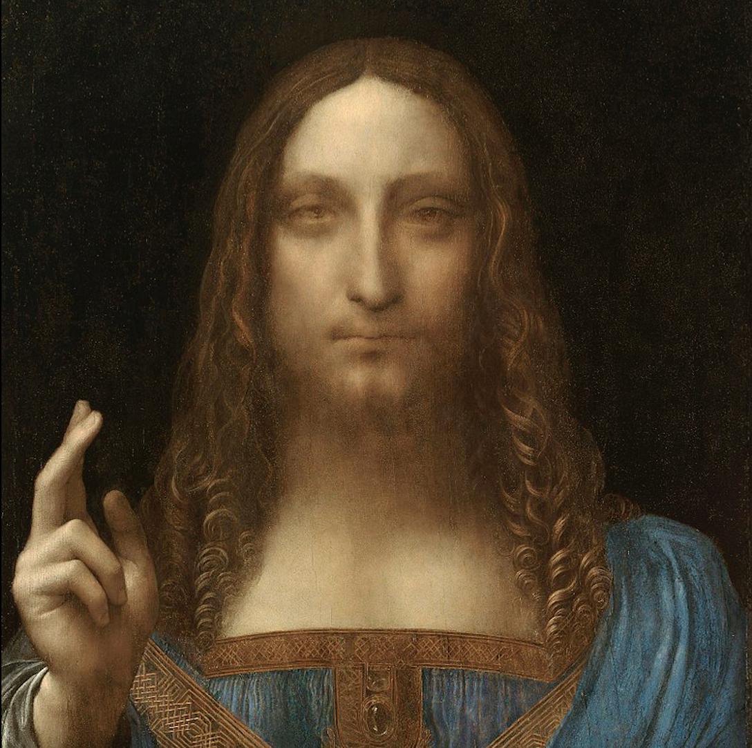 Svelati i misteri del Salvator Mundi di Leonardo nel libro di Pierluigi Panza