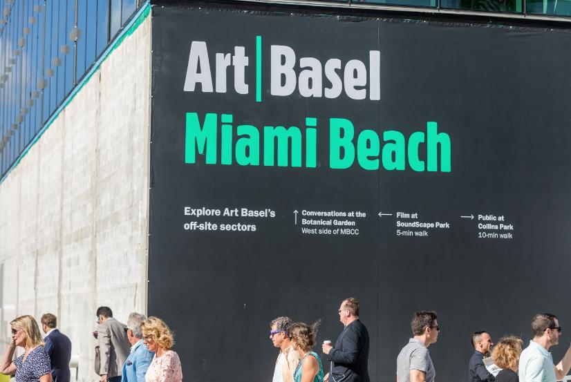 Art Basel Miami; Art Basel Miami 2018; Art Basel; Conversations