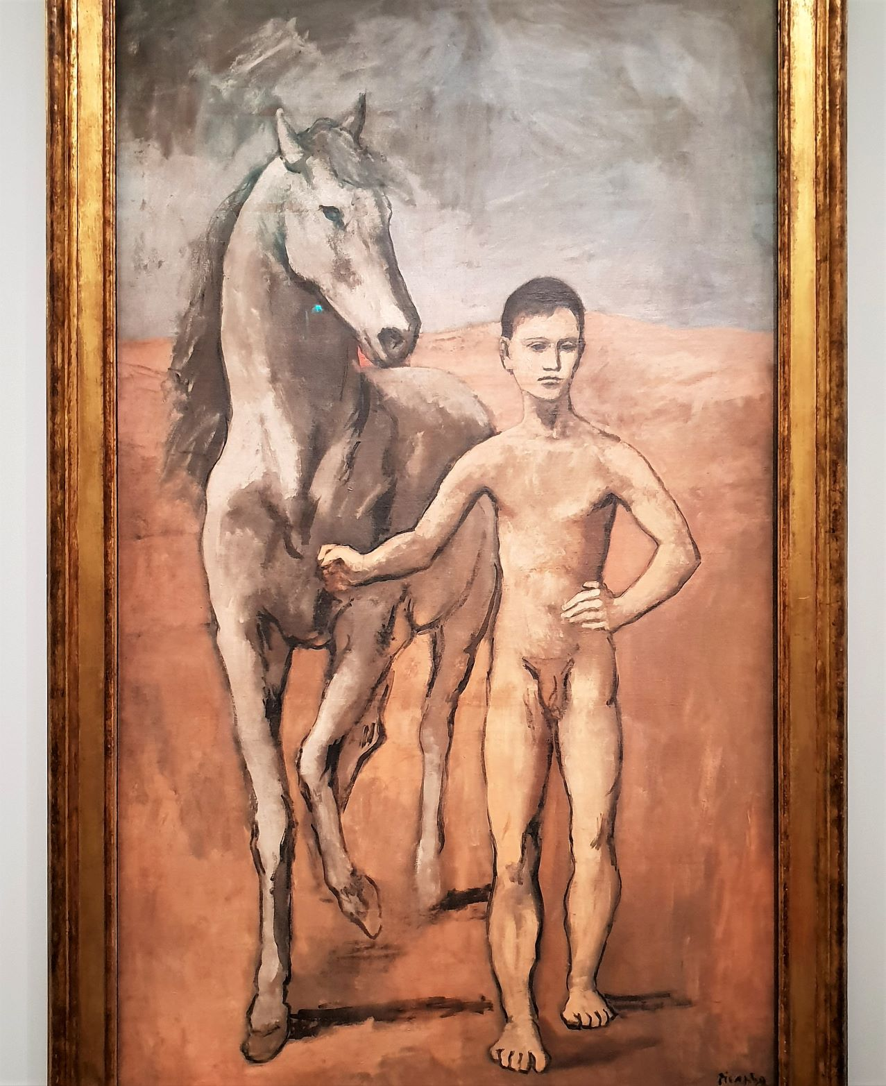 Picasso Blu e Rosa al Museo d'Orsay di Parigi