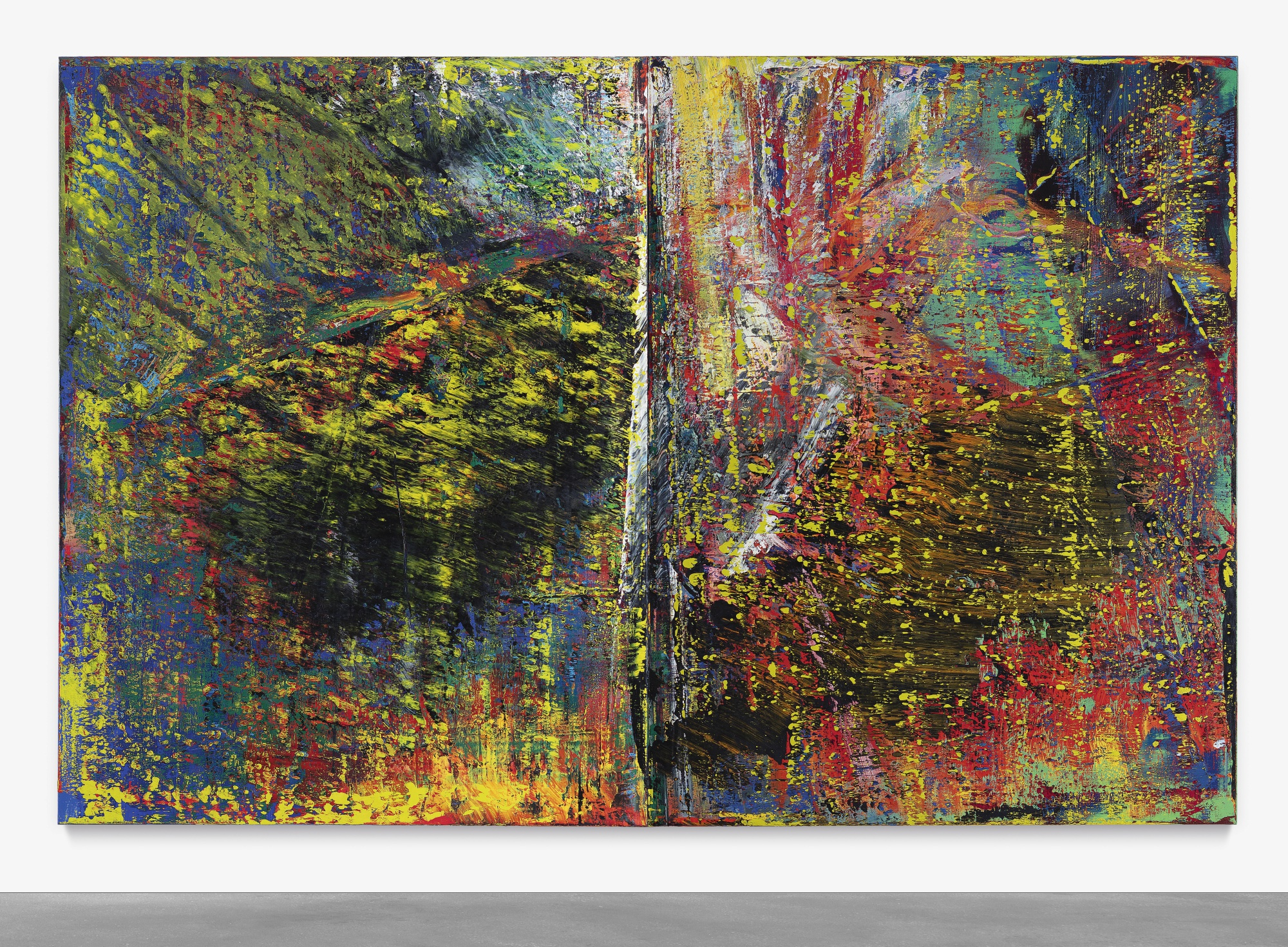Richter, Basquiat, O'Keeffe conducono l'asta Sotheby's da oltre 362 milioni $