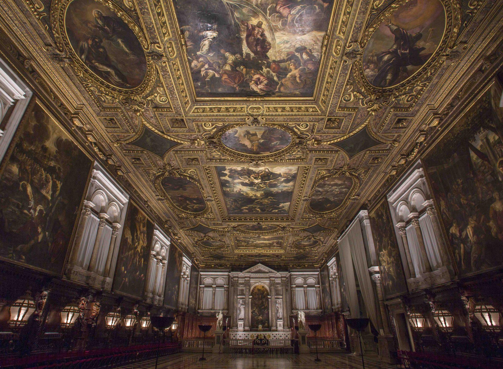 Sala Capitolare_ph Mark Ewdard Smith