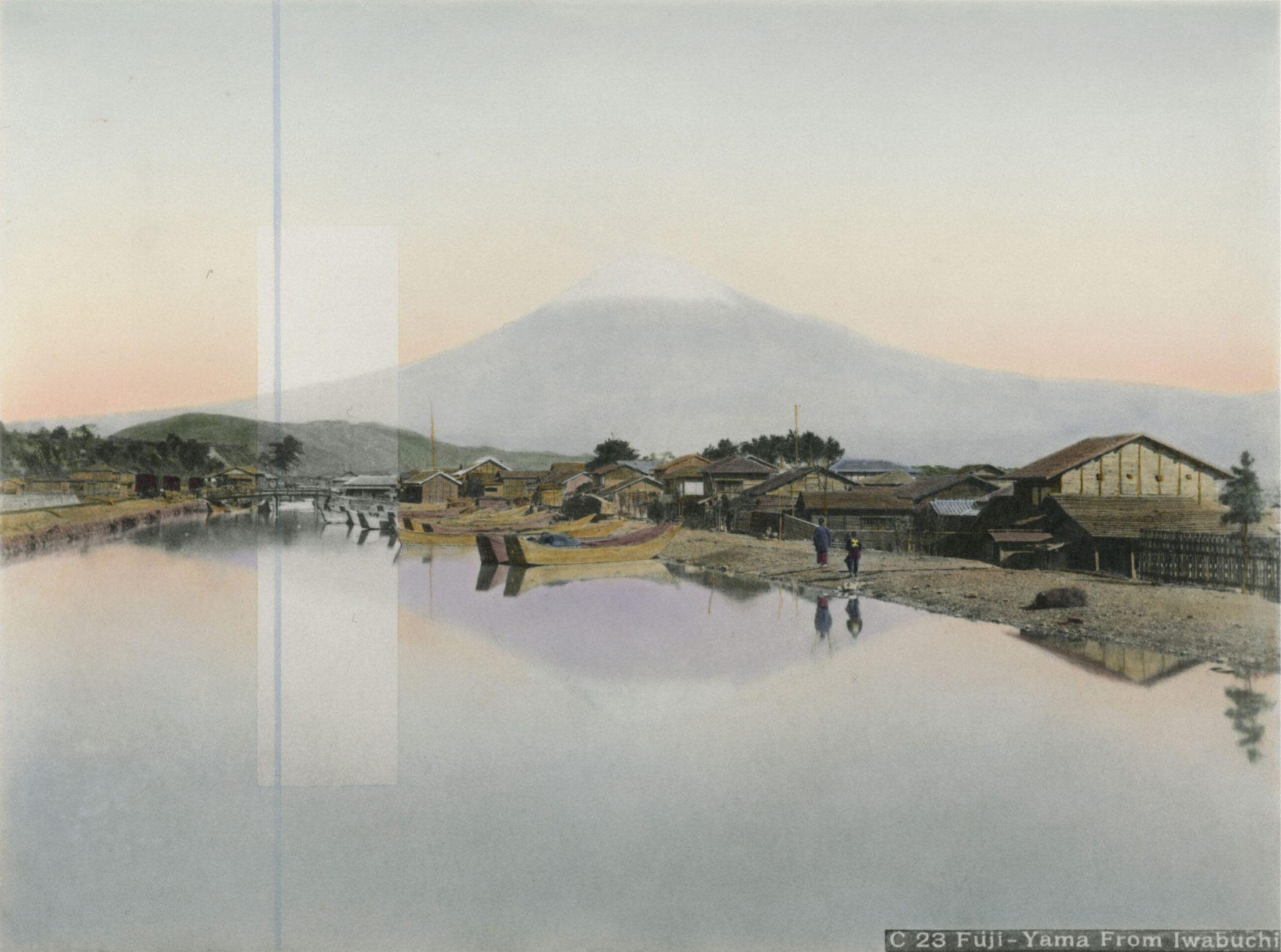 Linda Fregni Nagler, Fuji-Yama From Iwabuchi
