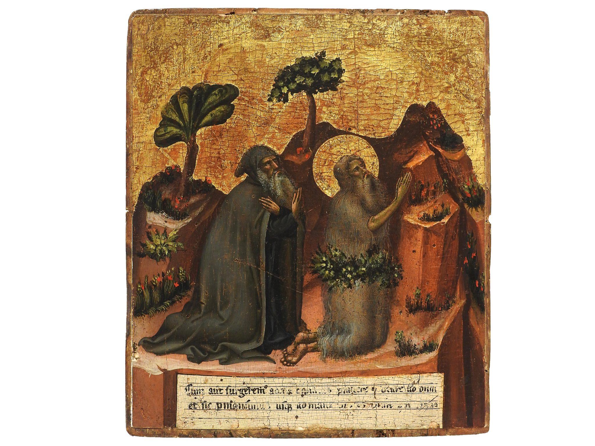 Il Mibact acquista un fondo oro di Simone dei Crocifissi da Maison Bibelot