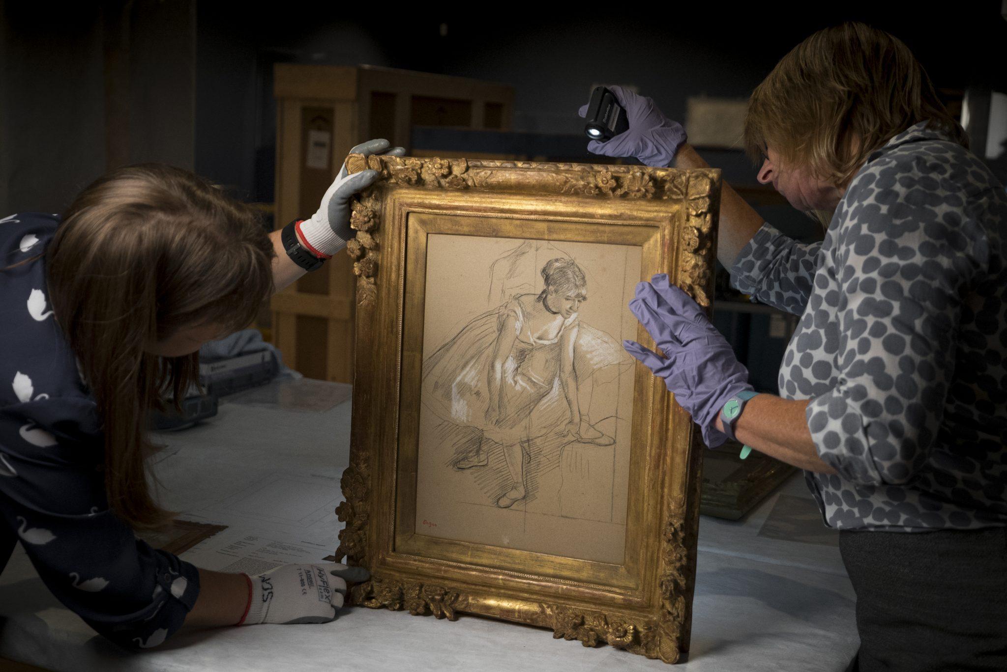 Degas - Passione e perfezione,