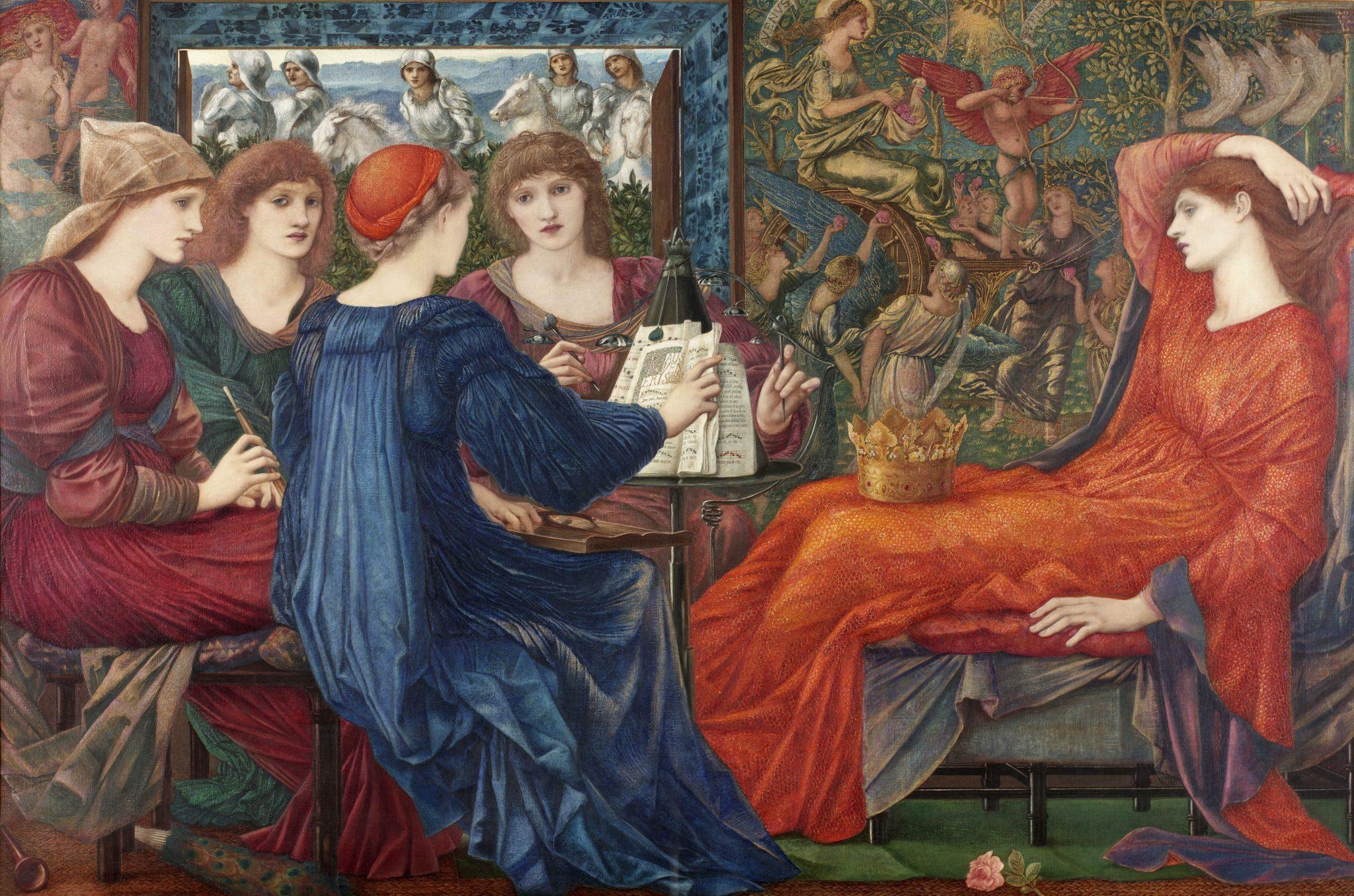 Edward Burne-Jones e Anni Albers, alla Tate trame d'artista in mostra