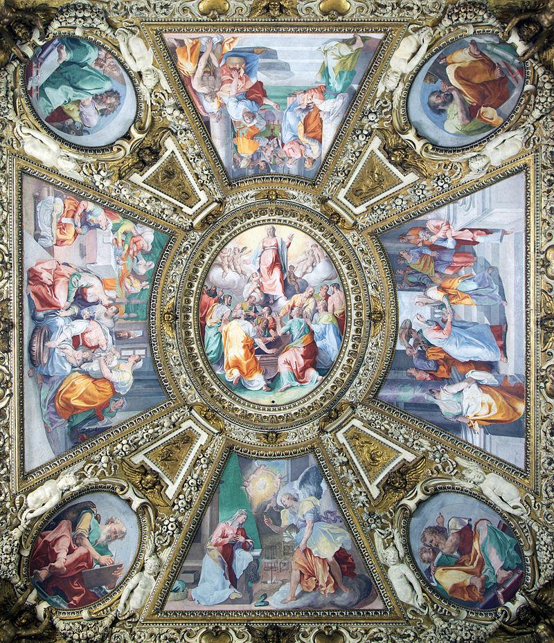 Santa Maria in Trastevere - Cappella Altemps