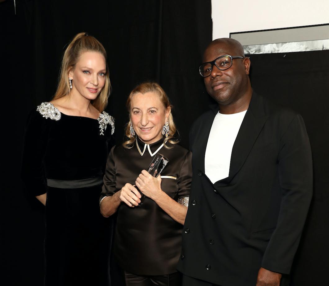 Fashion Awards 2018: è Miuccia Prada la regina indiscussa della moda mondiale