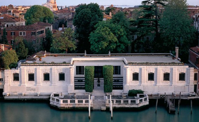 Peggy Guggenheim Collection; Venezia