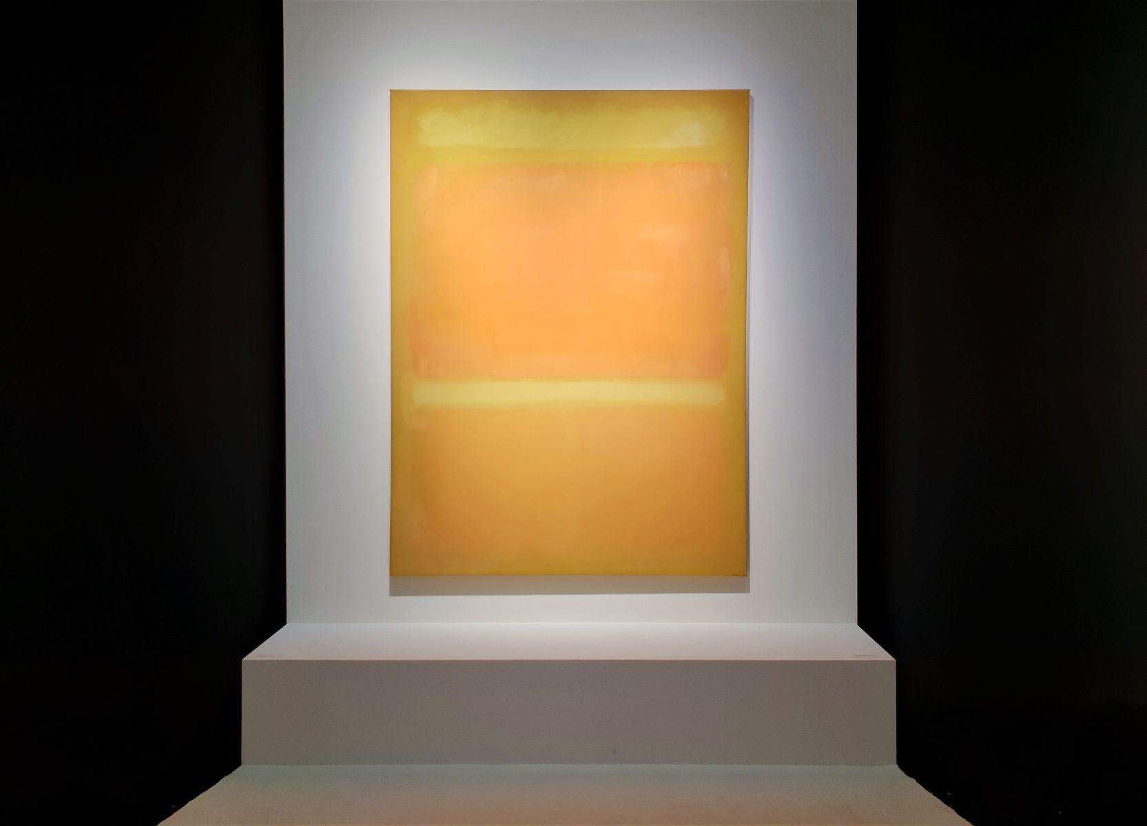 Rothko, Untitled, 1955