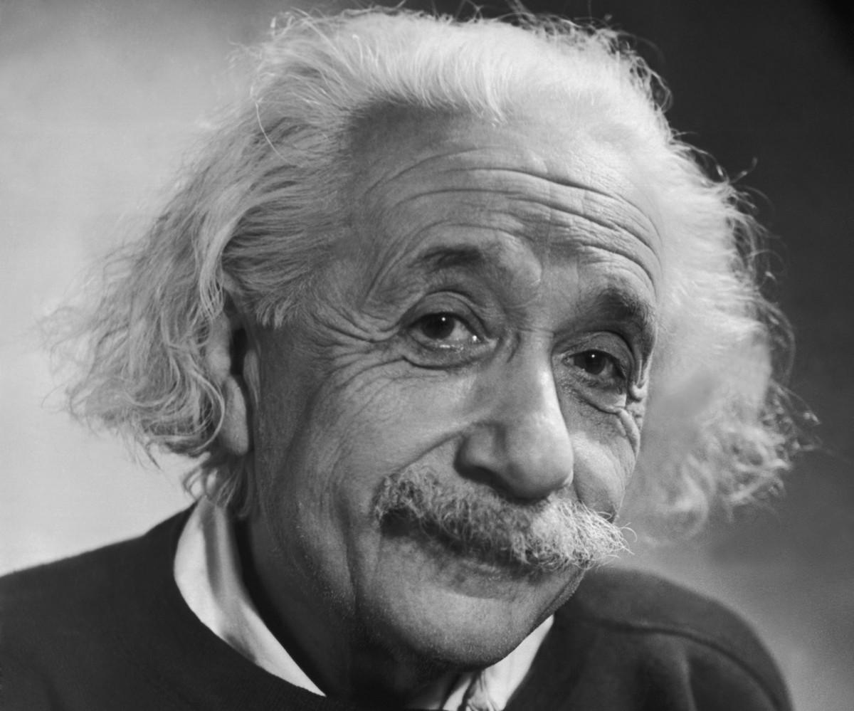 """Einstein: la """"Lettera su Dio"""" a 2,9 milioni $ da Christie's"""