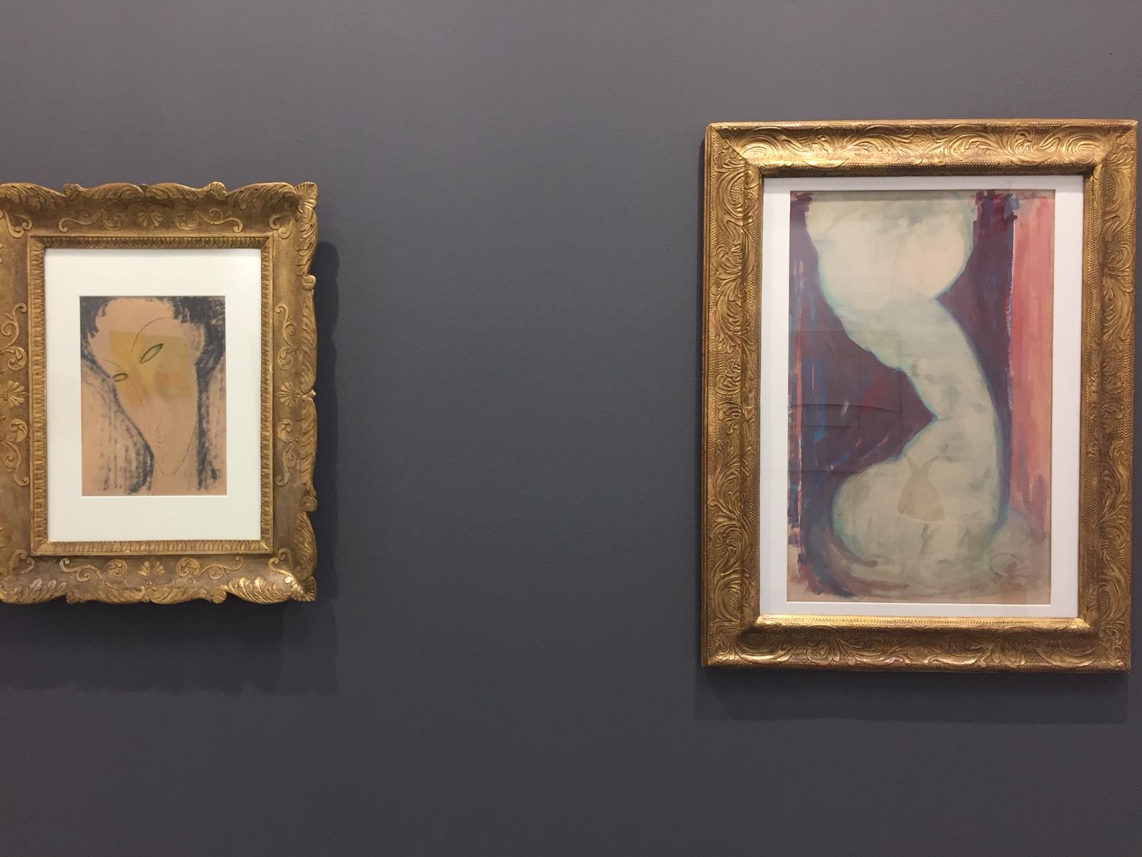 Amedeo Modigliani, Galleria Russo, Arte Fiera Bologna 2019
