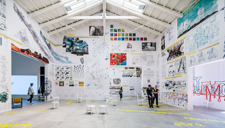 Il Padiglione Spagna alla Biennale di Architettura 2018