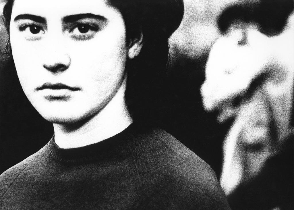 Mario Giacomelli, A Silvia, 1964 e 1987-88 © Archivio Mario Giacomelli - Rita Giacomelli