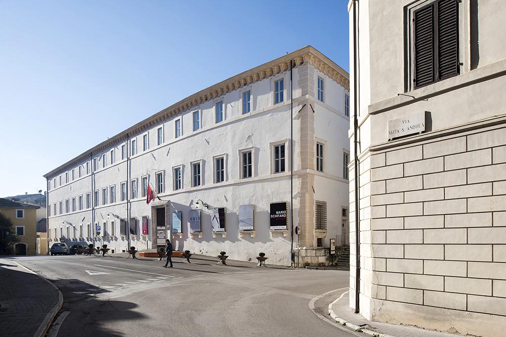 Palazzo Collicola, a Spoleto