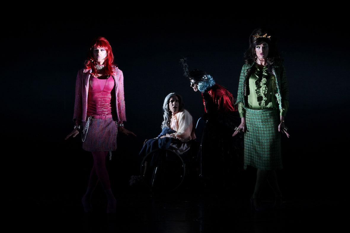 Queen Lear: quando Re Lear diventa una drag queen