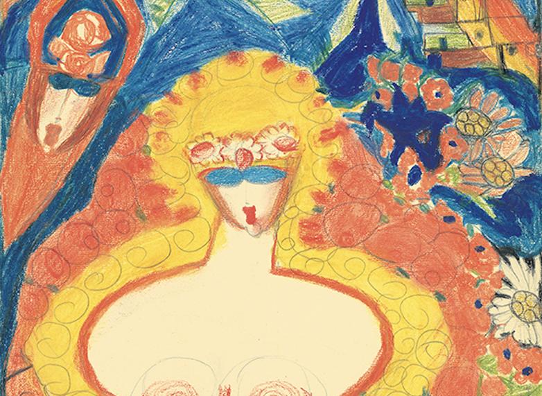 Le donne dell'Art Brut. L'arte degli ospedali psichiatrici (tutta al femminile) a Vienna
