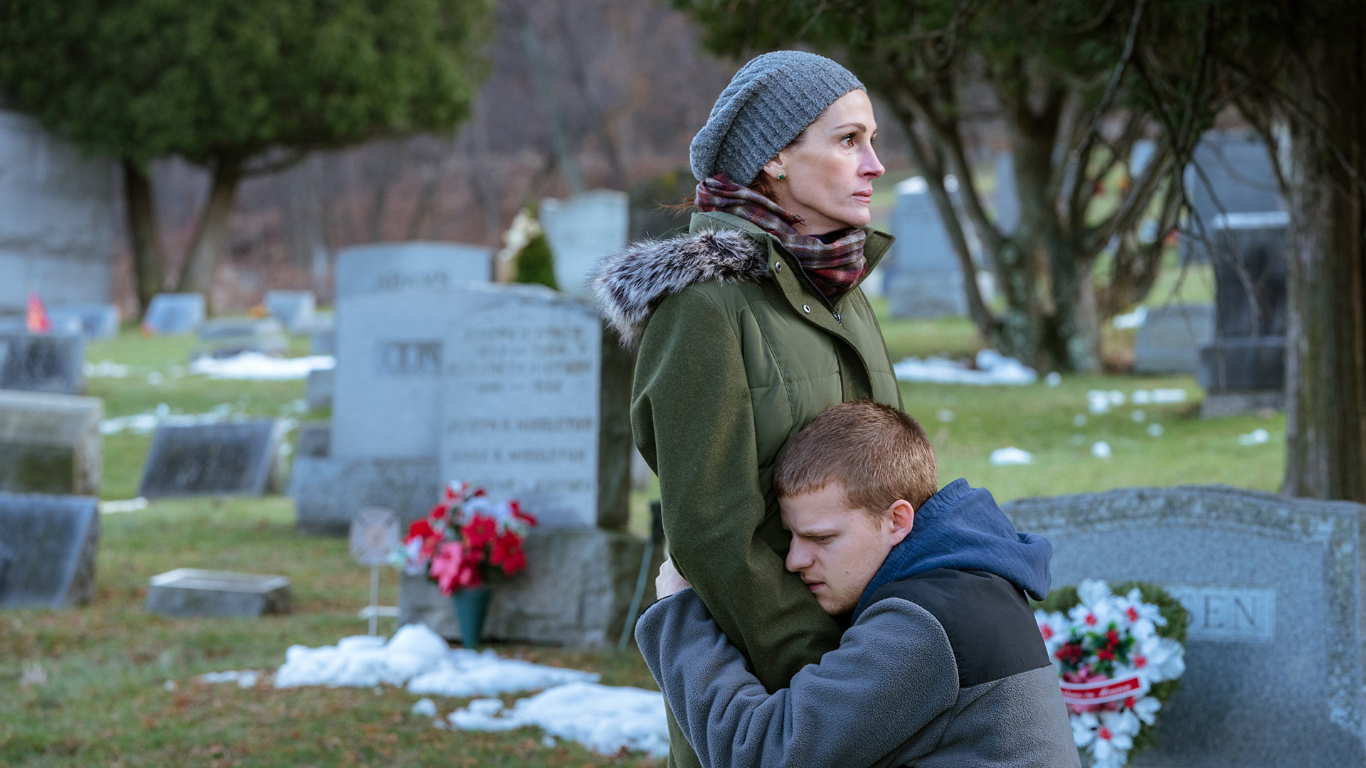 Ben is back, Julia Roberts madre coraggio al cinema