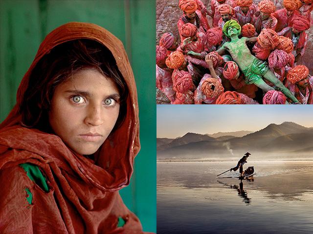Icons, cento scatti di Steve McCurry in Molise